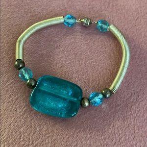 Jewelry - READ DESCRIPTION 🍒BUNDLE SALE🍒 glass bracelet